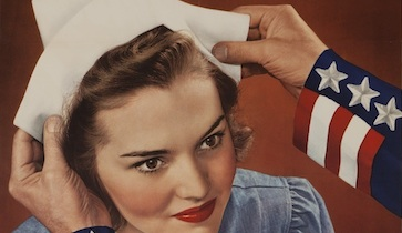 Unknown, Become a Nurse–World War II Poster, early 20th Century