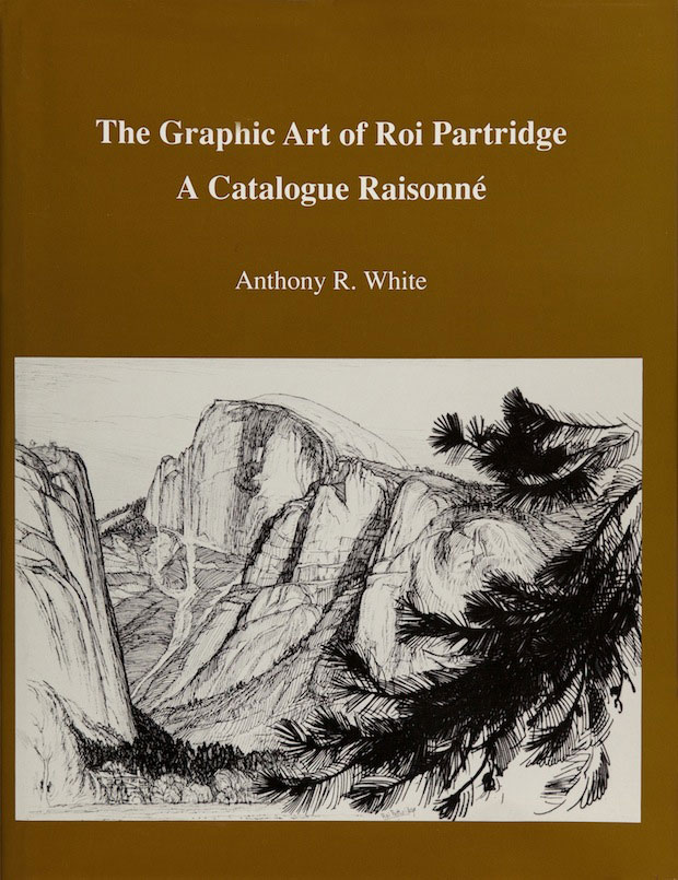 The Graphic Art of Roi Partridge: A Catalogue Raisonné